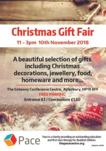 Pace Christmas Gift fair @ The Gateway Conference Centre | England | United Kingdom