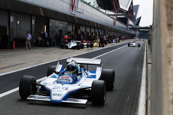 Ligier F1 car