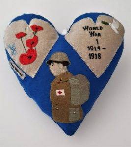 100 HEARTS: Legacy of War @ Bucks County Museum | England | United Kingdom