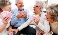 Enjoying life in later years