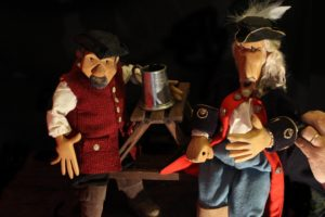 The Pasty Pirate Puppet Show @ Bucks County Museum