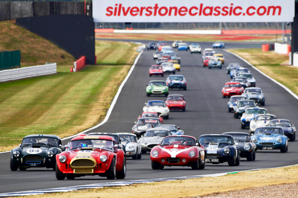 The Silverstone Classic