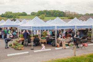 Artisan Food Market @ Waddesdon Visitor Car Park