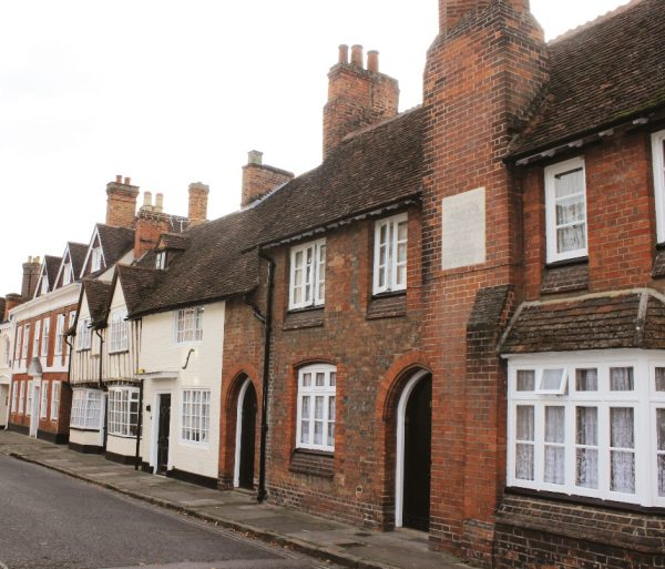 Homes in Aylesbury Old Town