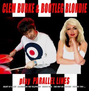 Clem Burke and Bootleg Blondie