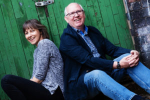 Clive Gregson & Liz Simcock @ Queens Park Arts Centre