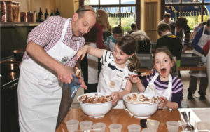 Family Cookery School @ Waddesdon Manor