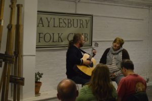 Folk in the Annexe @ Queens Park Arts Centre