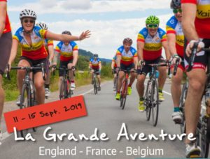 La Grande Aventure Cycle @ Pace
