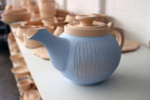 Pottery Teapot Course @ Queens Park Arts Centre