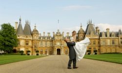 Another happy marriage at Waddesdon Manor