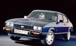 Classic coupe: The Ford Capri