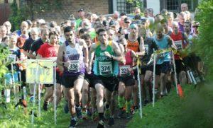 Run the Claydons @ East & Botolph Claydon Village Hall