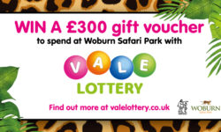 Vale Lottery's safari chance