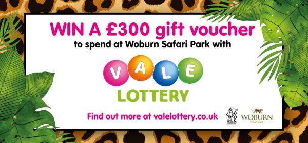 Vale Lottery's safari chance