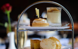 Mothering Sunday Afternoon Tea at the Manor @ Manor Restaurant