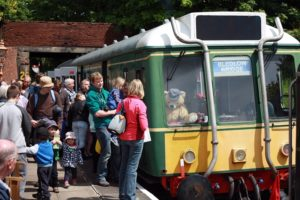 Diesel Railcar Rambler KIDS £1 @ Chinnor & Princes Risborough Railway