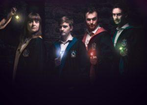 Spontaneous Potter @ The Glee Club Oxford
