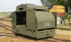Armoured Simplex LR2182