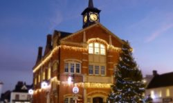 Thame Christmas lights