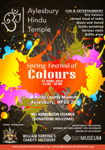 Spring Festival of Colours @ Bucks Country Museum