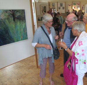 Bucks Art Week 2019 - Art, Cream Teas and Jazz! @ Bucks Open Studio in Hastoe Village Hall