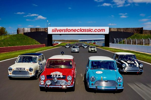 60 Minis to celebrate 60 years at Silverstone