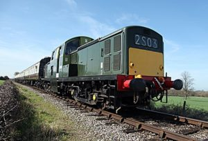 Big Diesel Saturday Kids £1 @ Chinnor & Princes Risborough Railway