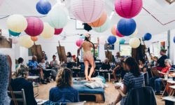 The Life Drawing Circus
