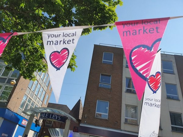 Love Your Local Market - Aylesbury