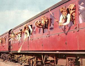 The Great St. Trinians Treasure Hunt @ Chinnor & Princes Risborough Railway