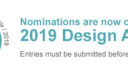 AVDC design awards logo 2019