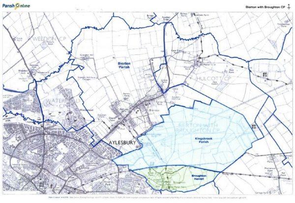 Aylesbury parish map 2019