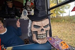 Hallowe'en Spooks & Ghouls KIDS £1 @ Chinnor & Princes Risborough Railway