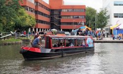 Aylesbury Waterside Festival: The Little Trip Boat