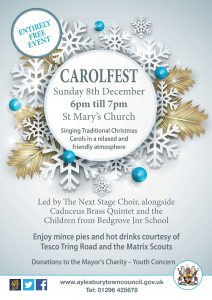 Carolfest @ 5 Church Street