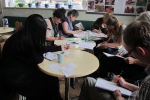 Creative Writing Workshop at Queens Park Arts Centre @ Queens Park Arts Centre