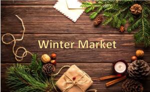 Winter Market at Harpenden Public Halls @ Harpenden Public Halls