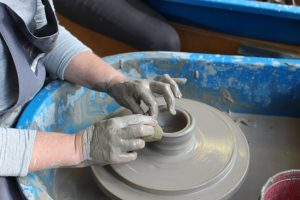 Pottery Throwing Workshop @ Queens Park Arts Centre