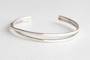 Silver Bangle Workshop at Queens Park Arts Centre @ Queens Park Arts Centre