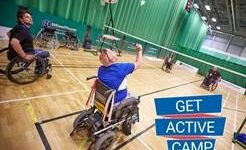 The Get Active Camp at Stoke Mandeville