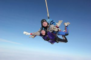 The Hospice of St Francis Skydive @ Hinton Airfield