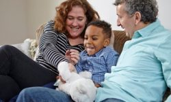 Adoption can be rewarding for everyone concerned