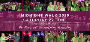 Midnight Walk 2020 @ Aylesbury College