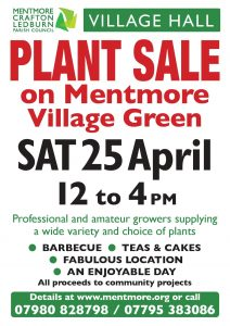 Plant Sale in Mentmore @ Mentmore village green