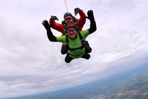 Sky Dive for Florence Nightingale Hospice Charity @ Hinton Airfield