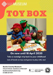 Toy Box Exhibition @ Bucks County Museum