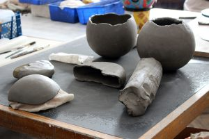 Art Short-course: Pottery Hand Building Pinch Pots & Coil @ Queens Park Arts Centre