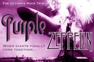 Purple Zeppelin @ Queens Park Arts Centre and Limelight Theatre