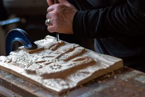 Art Short-course for Beginners: Woodcarving @ Queens Park Arts Centre